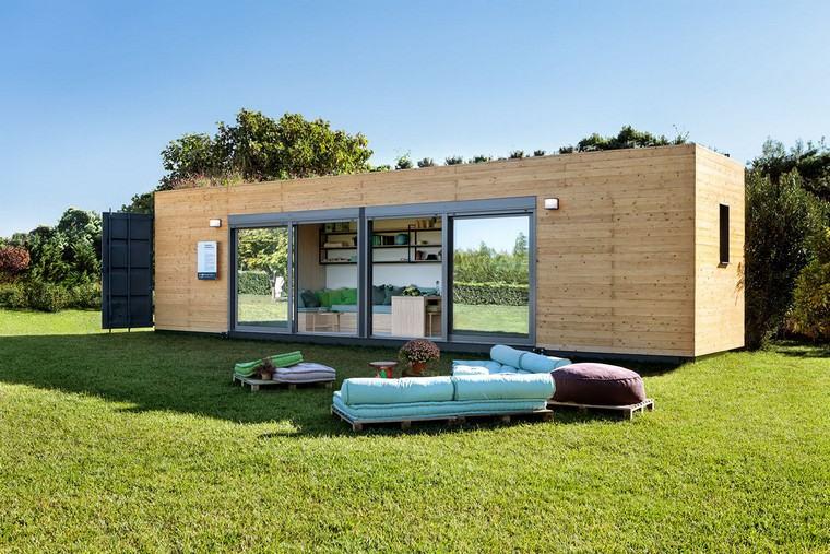 maison prefabriquee bois