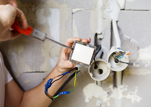 rénovation éléctrique